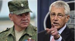 Шойгу США: понижайте градус, российских диверсантов в Украине нет