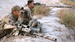 В Горловке засекли группу снайперов российской армии