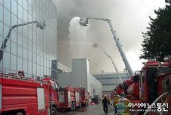 На заводе Samsung произошел пожар, но акции все равно выросли на 0,48%