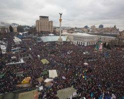 Киевсовет требует через суд разогнать Евромайдан