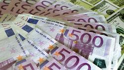 Курс евро торгуется в районе 1.2880 на Forex