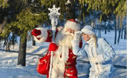 Мой мир отмечает День рождения Деда Мороза