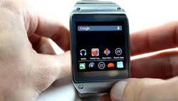 Samsung представит новые часы Gear S