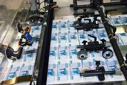 ЦБ России для решения проблем Крыма напечатал 250 тонн наличности