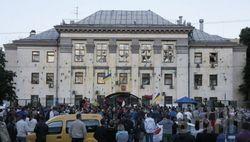 Киевляне, пропишите посольство РФ на проспекте Немцова – Слава Рабинович