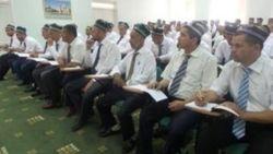 Курсы повышения квалификации для имамов в Узбекистане