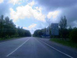 СМИ: террористы хотели подорвать трассу Изюм-Славянск
