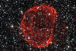 Астрономы уверены – сверхновая взорвется в Млечном пути в ближайшее время