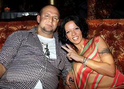 Потап вместе супругой Ириной
