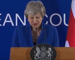 Парламент завел Brexit в тупик и подрывает доверие людей – Мэй