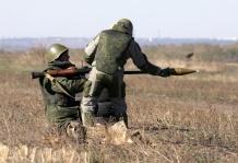 Боевики открыли огонь из гранатомета под Авдеевкой