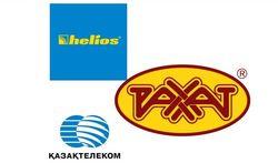 Самые известные бренды Казахстана в Яндексе, Одноклассники и ВКонтакте