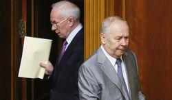 Верховная Рада провалила отставку правительства Азарова