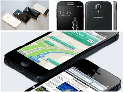 Самые популярные смартфоны у россиян в Интернете