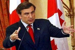 Саакашвили признается, что Грузия в руках главного акционера «Газпрома»