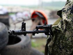 На Донбассе обстреляли российского генерала с офицерами