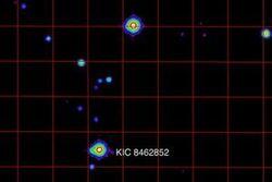 Ученые обнаружили признаки цивилизации на далекой звезде
