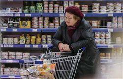 Как скоро белорусы начнут экономить на еде?