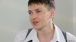 Я еще не стала политиком – Нaдежда Савченко