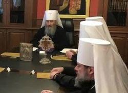 УПЦ МП официально разорвала отношения с Константинополем