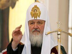 Патриарх Московский Кирилл обвинил Украину в безбожии
