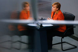 Ангела Меркель на следующей неделе примет Кличко и Яценюка – СМИ