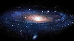 Новые снимки с высоким разрешением показали две галактики вместо одной