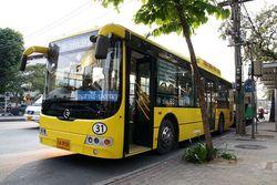 Компания из Китая планирует собирать автобусы в Узбекистане