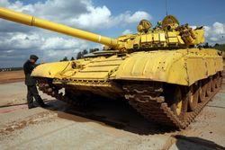 Танковый биатлон под Москвой пройдет без стран НАТО
