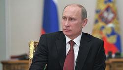Путин обеспокоен санкциями Запада к России
