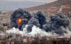 Война в Сирии может перерасти в мировую