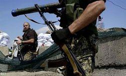 Боевики стреляют по силам АТО с кургана Саур-Могила, у границы России
