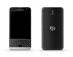 BlackBerry Windermere может выйти с аппаратно-сенсорной клавиатурой