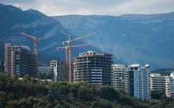 Из-за низкого спроса строительство жилья падает