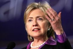 Хиллари Клинтон хочет собрать 2,5 млрд. долларов на предвыборную кампанию
