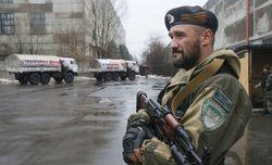 Москва просит Киев обеспечить безопасность 26-му «путинскому конвою»