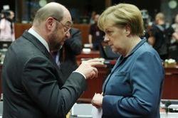 Почему немцы предпочли бы Мартина Шульца на посту канцлера