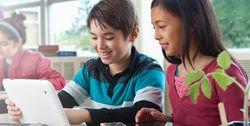 Intel представила планшеты для школьников