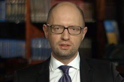У нынешнего правительства нет реальной альтернативы – Яценюк