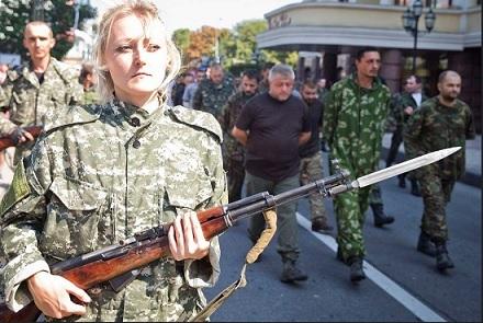 В «ДНР» отказались отпускать украинских бойцов врамках обмена пленными