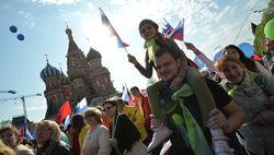 Gallup: рейтинг Путина самый высокий за все время