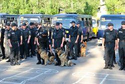 МВД: в Киев отправляется весь спецназ ВВ Крыма