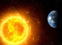 Вселенная: какое место занимает Солнце в галактике Млечный Путь