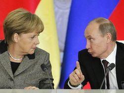 Путин объяснил Меркель адекватность мер в отношении Украины
