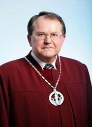 Юрий Баулин возглавил Конституционный суд Украины