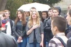 Студенты университета в Севастополе отказались признавать российский флаг