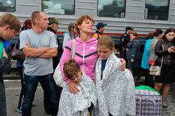 Беженцы из Донбасса хотят остаться в Крыму ради участия в свободных выборах
