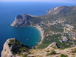 Крым посетило в 2 раза меньше туристов