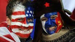 Русские и американцы - братья навек!
