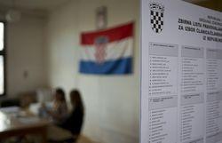 Хорватия сегодня выбирает президента